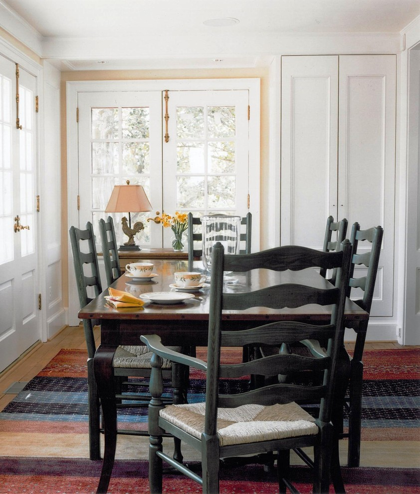 Ethan Allen Dining Chairs Dining Room Farmhouse with Area Rug Console Table Dining Table French