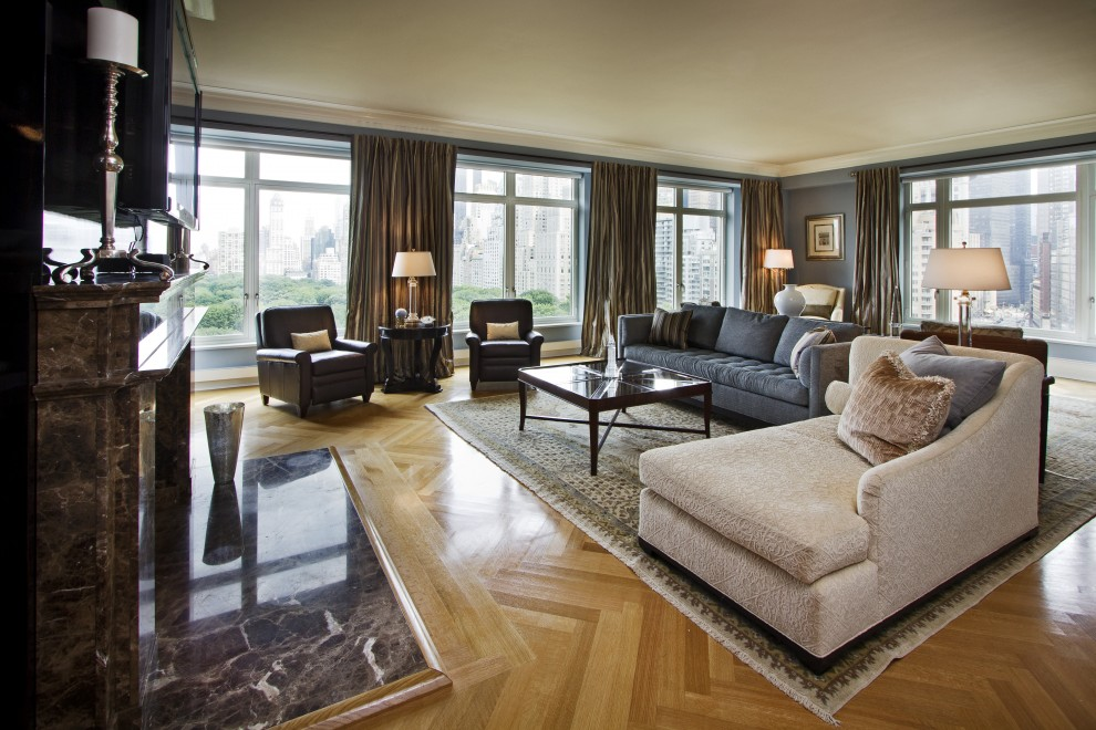 fainting-sofa-Family-Room-Traditional-with-accent-chair-accent ...