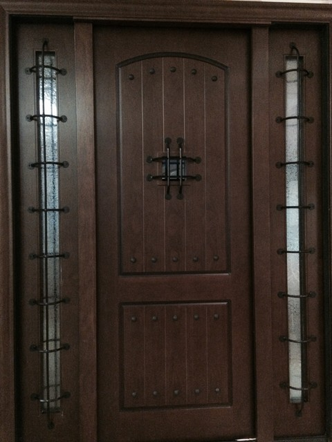 fiberglass entry door with 6' entry doors entry doors with sidelights factory finished