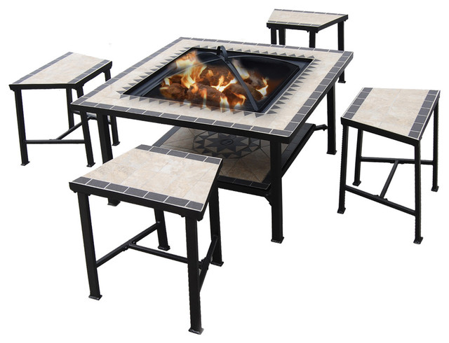Fire Pit Insertwith 3