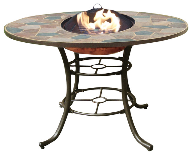 Fire Pit Insertwith 4
