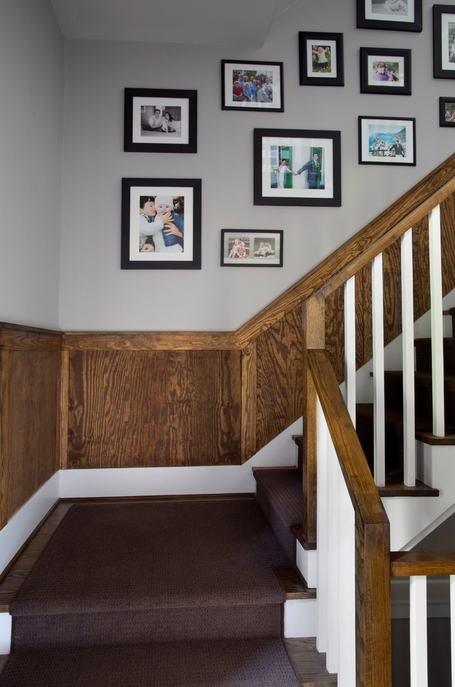 Fireplace Mantel Ideas Staircase Contemporarywith Categorystaircasestylecontemporary