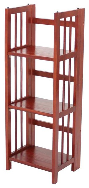 Folding Bookcasewith