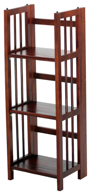 Folding Bookcasewith 1