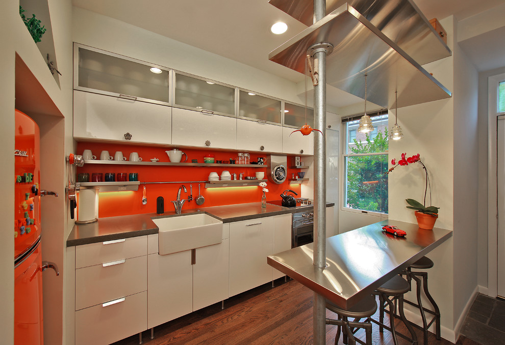 Franke Sinks Kitchen Industrial with Apron Sink Breakfast Bar Capitol Hill Ceiling