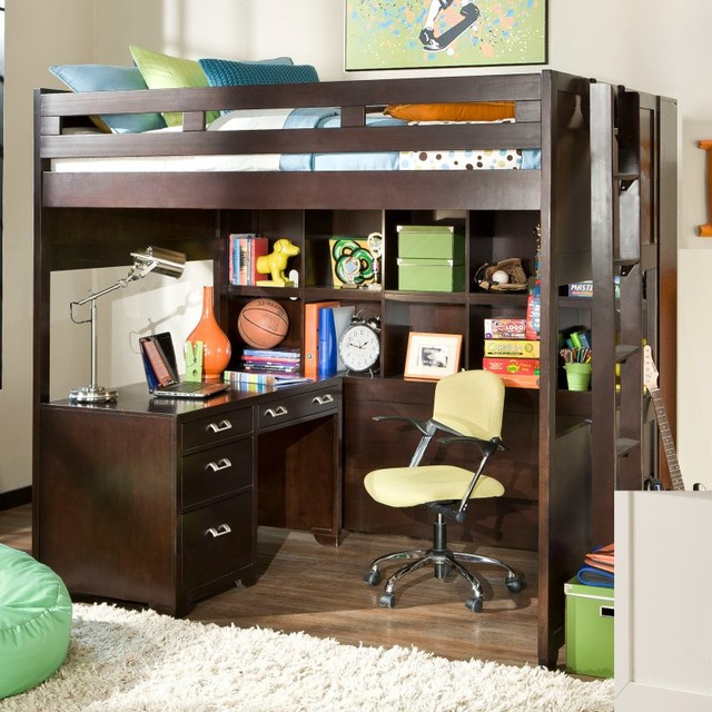 Furniture Stores in Rockford Ilsold Byhayneedle Kids Beds Contemporarywith Sold Byhayneedlecategorykids Bedsstylecontemporary Solutions Study Loft Bed 5320 Pkg4 Contemporary Kids Beds