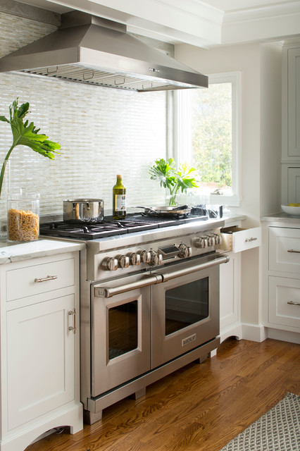 Ge Monogram Oven Kitchen Transitional with Bar Pulls Crystal Cabinetry Ge Monogram Refrigerator Drawers Glass