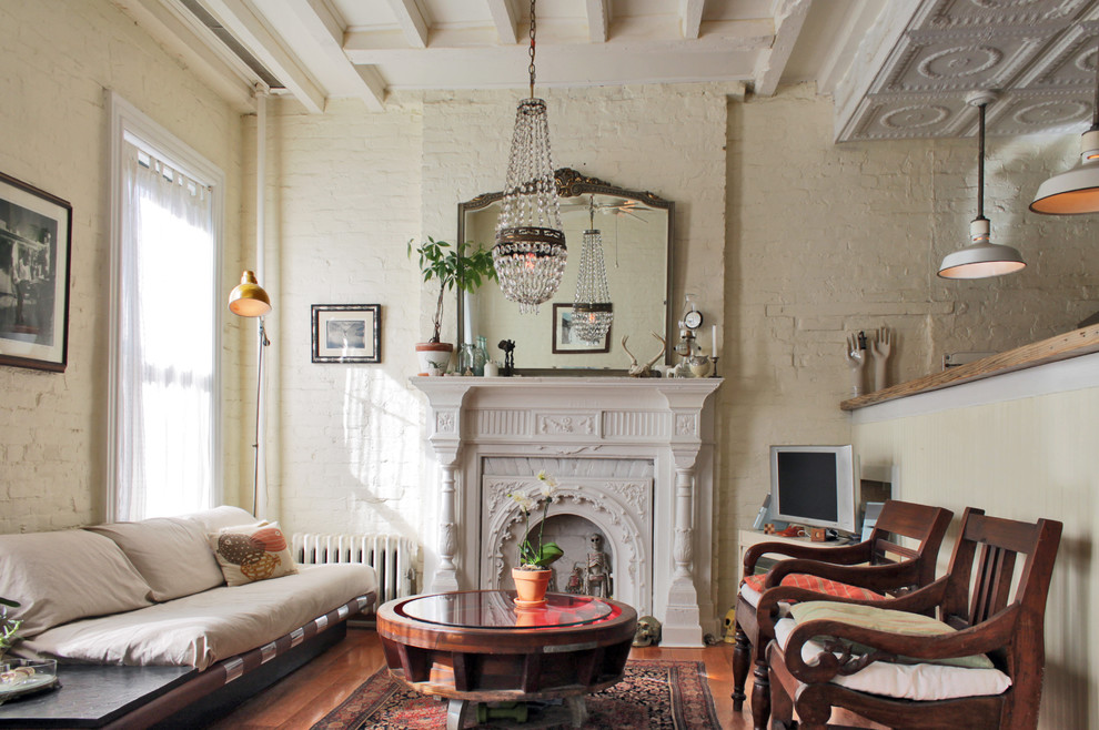 Gothic Chandelier Living Room Shabby Chic with Antique Brooklyn Brownstone Chandelier Coffee Table Curtain