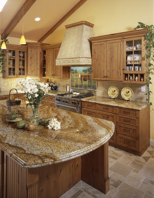Granite Countertops Utah Kitchen Traditional with Barn Animal Tiles Beadboard Cabinets Country Country Kitchen Decor