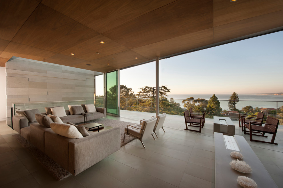 Handscraped Laminate Flooring Living Room Contemporary with Accent Chairs Area Rugs Balcony Beach Home