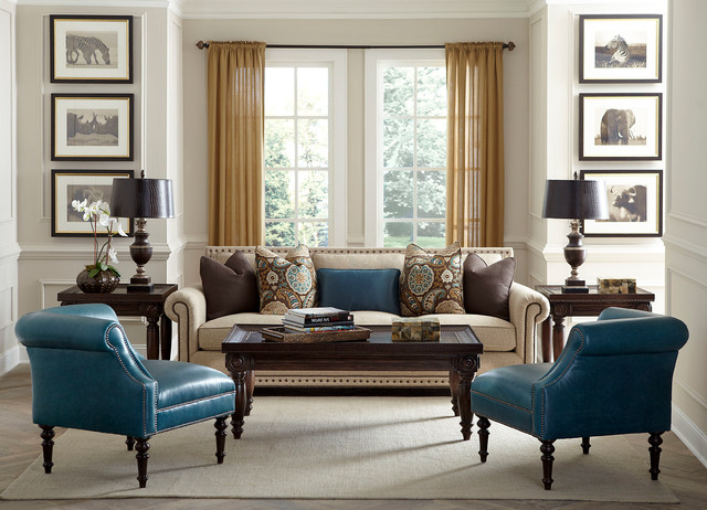 Havertys Sectional Living Room Transitional with Categoryliving Roomstyletransitionallocationunited States