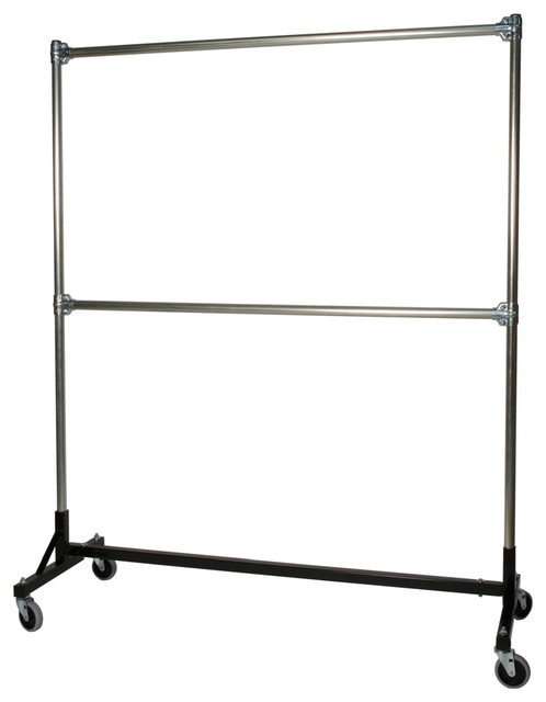 Heavy Duty Clothes Rack with Clothes Rack Clothesrack Commercial Duty Garment Rack Heavy Duty2