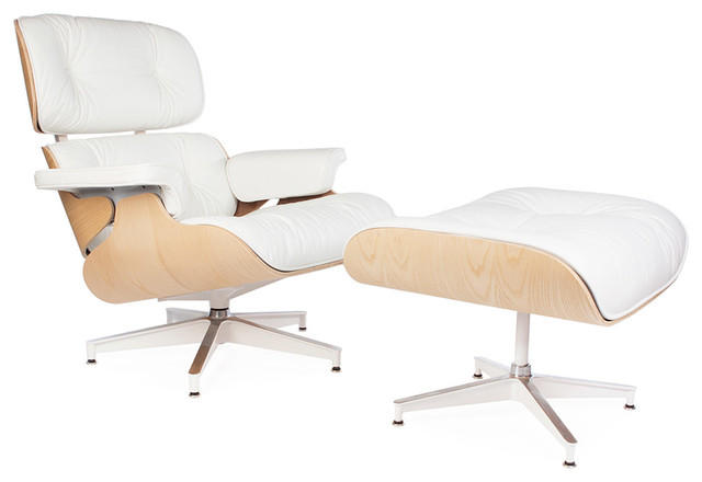 Herman Miller Embody Chair with Aniline Aniline Leather Charles and Ray Eames Eames Herman