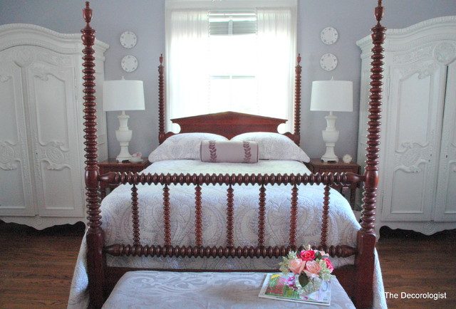 Homes for Sale in Collierville Tn Bedroom Traditional with Antique Armoires Bedroom Gustavian Lavender Painted Furniture Purple Shabby