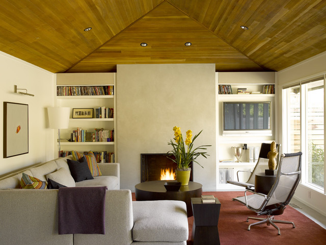 Hooker Furniture Reviews Living Room Contemporary with Bookshelves Built Ins Los Angeles Architects Los Angeles Interior