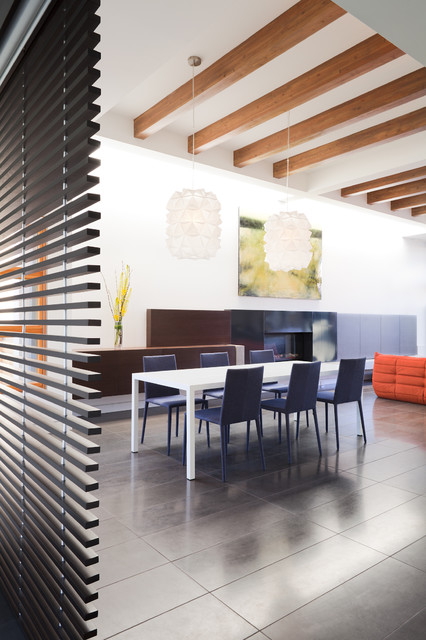 Horizontal Blinds Living Room Contemporary with Blinds Buffet Built in Sideboard Contemporary Dining Chairs Contemporary Lights