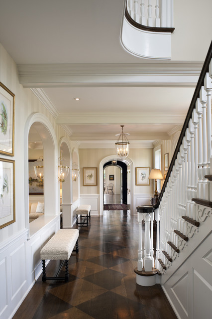 Hurricane Lanterns Staircase Traditional with Antique Light Fixture Arched Doorways Arched Opening Arched Openings