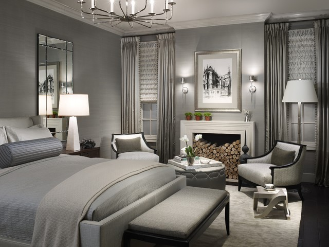 Hybrid Mattress Reviews Bedroom Transitional with Area Rug Bed Pillows Beveled Mirror Crown Molding Curtains