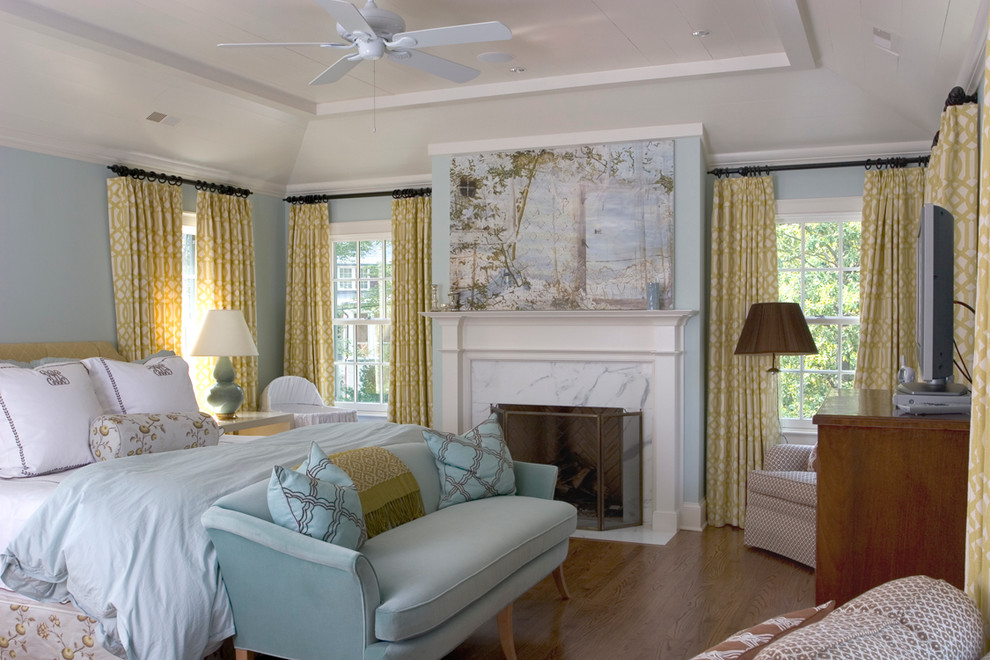 Ikat Curtains Bedroom Traditional with Arm Chairs Bedroom Ceiling Fan Coffered Curtain