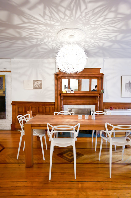 Ikea Folding Chairs Dining Room Contemporary with Farm Dining Table Modern Dining Chairs Parquet Floor Wood