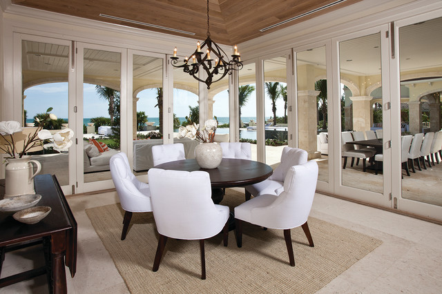Indoor Waterfall Fountain Dining Room Contemporary with Categorydining Roomstylecontemporarylocationunited States