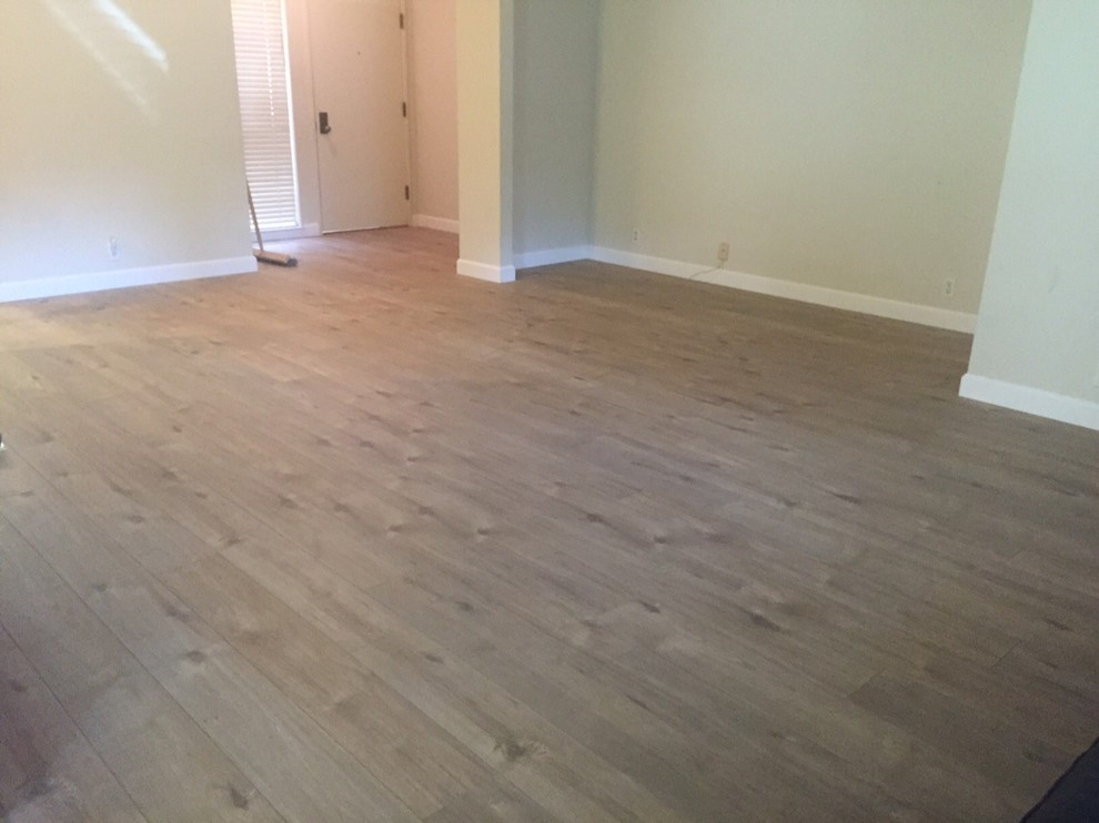 Ivc Flooring Family Room Contemporary with Beige Walls Family Room Floor Flooring Flooring