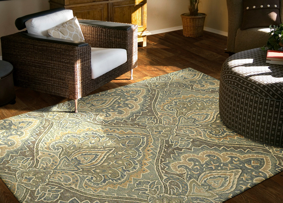 Kaleen Rugs Living Room Contemporary With Area Rug Beige Casual Colorful Rug Distressed