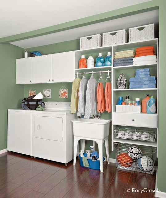 Kenmore Elite Washer and Dryer Laundry Roomwith Categorylaundry Room