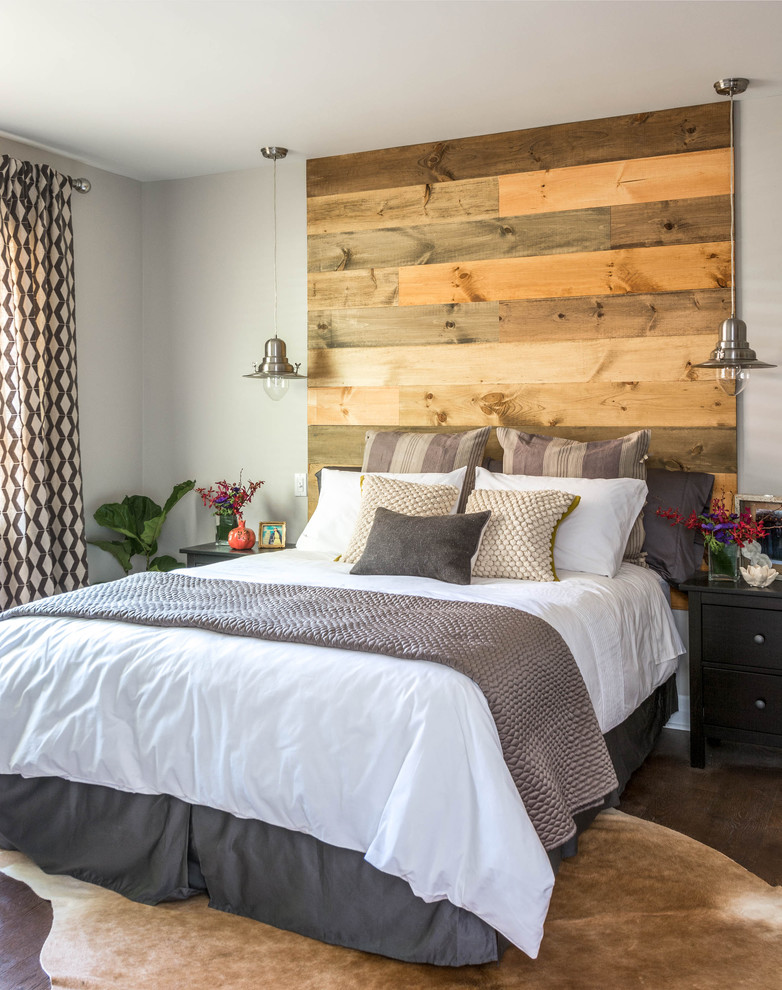 King Size Headboard Ideas Bedroom Contemporary with After Area Rug Bed Skirt Cowhide Craftman