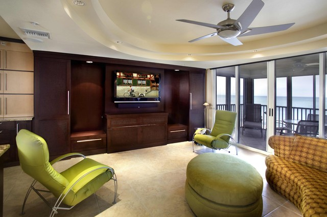 King Size Murphy Bed Living Room Contemporary with Murphy Bed Retractable Bed Tv Built Ins Wall Bed