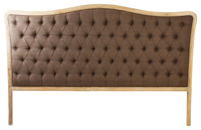 King Tufted Headboard with Button Tufted Headboard Camelback Headboard Linen Headboard Tufted Headboard