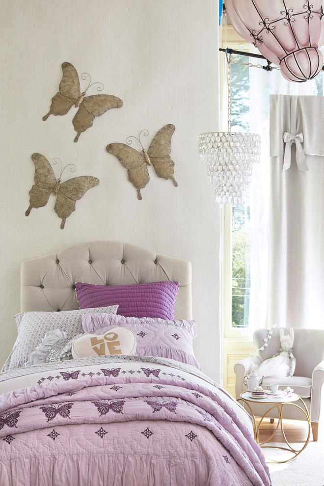 King Upholstered Headboard Bedroom with Categorybedroomlocationsan Francisco