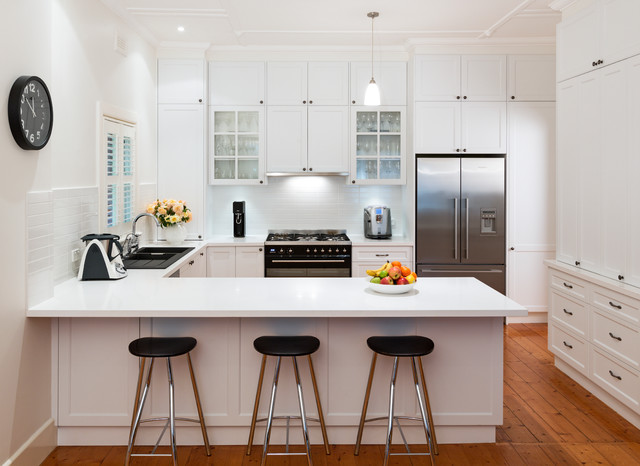 Kitchen Layout Planner Kitchen Traditional with Appliance Cupboard Black Cooker Black Sink Black Sinks Counter