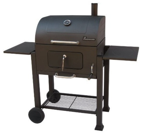 Large Charcoal Grillswith 1