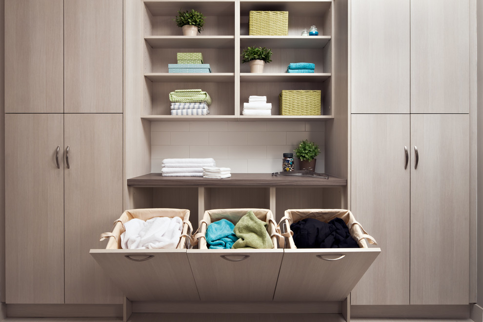 Laundry Hamper Laundry Room Contemporary with Built in Storage Cabinets Hampers Laundry Hamper Laundry