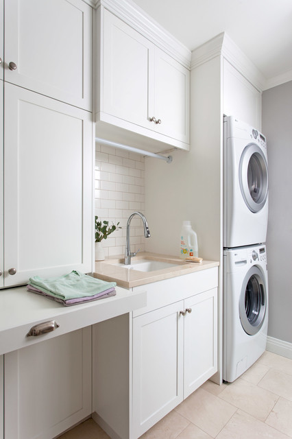 Lifetime Folding Table Laundry Room Traditional with Addition Austin Bryker Woods Cup Pulls Grey Interior Natural