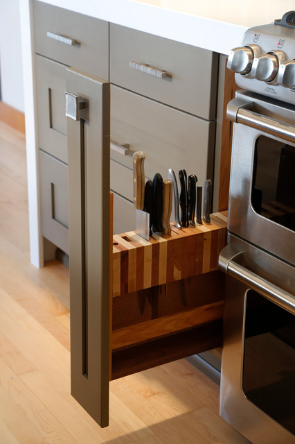 Locking Liquor Cabinet Kitchen Transitional with Built in Inventive Kitchen Storage Ideas Knife Block Knife