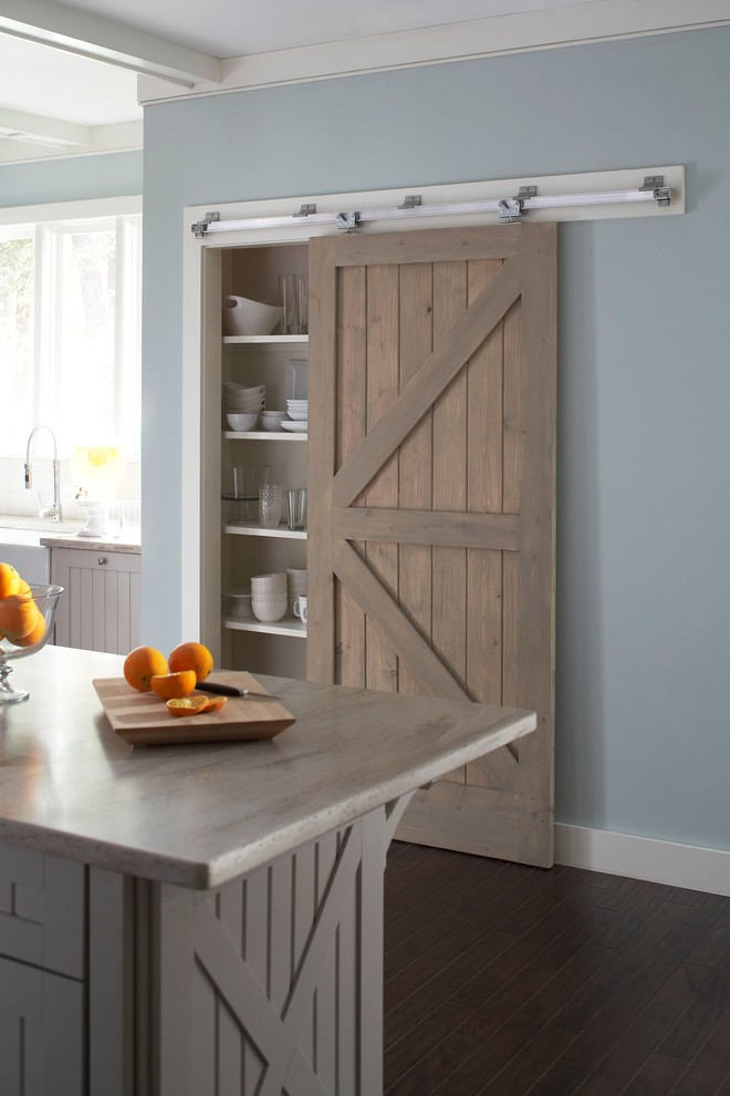 Louvered Closet Doors Kitchen Contemporary with Categorykitchenstylecontemporarylocationunited States