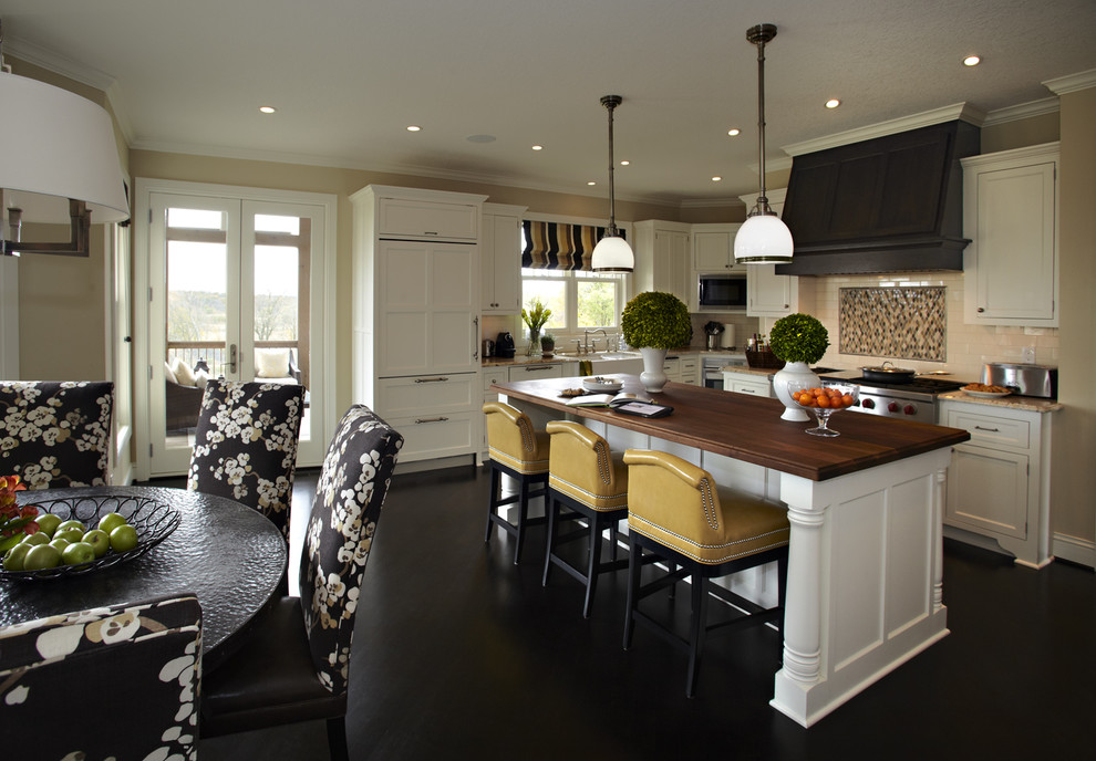 Lowes Bar Stools Kitchen Contemporary with Balcony Chandelier Dark Stained Wood Floor Deck