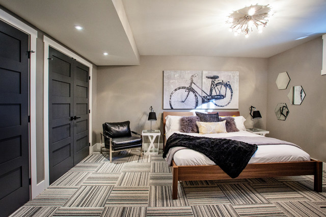 Lowes Carpet Tiles Bedroom Contemporary