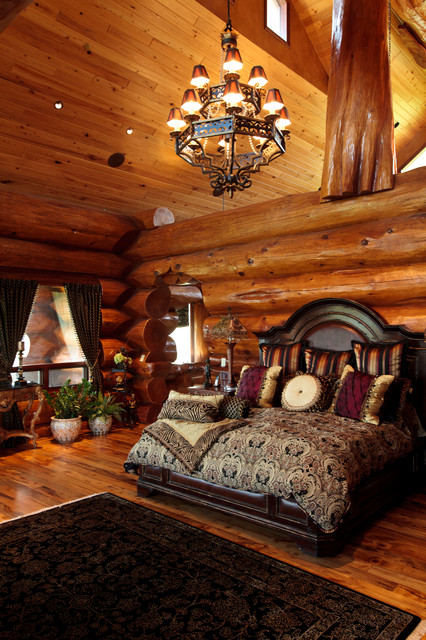 Lowes Chandeliers Bedroom Rustic with Chandelier Clerestory Windows Heavy Curtains Heavy Upholstery High Ceilings