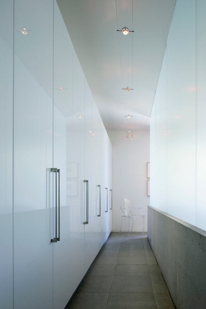 Lowes Closet Systems Closet Contemporary with Acrylic Chair Closet Wall Concrete Frosted Glass