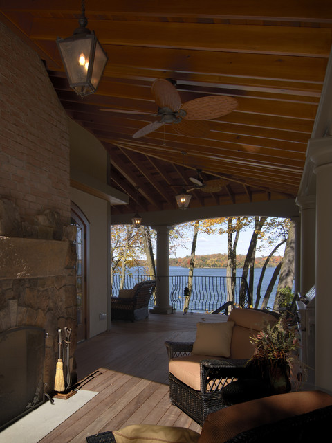 Lowes Outdoor Ceiling Fans Patio Traditional with Ceiling Fan Covered Patio Iron Railing Lantern Outdoor Ceiling