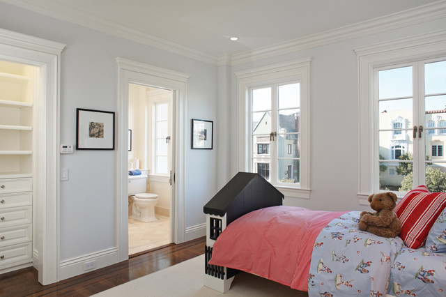 Mackenzie Childs Outlet Kids Contemporary With Area Rug Bathroom  Casement Windows Childs Room Crown Molding