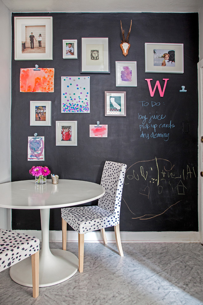 Magnetic Chalkboard Kitchen Eclectic with Chalkboard Clips Dalmation Print Magnetic Paint Kids