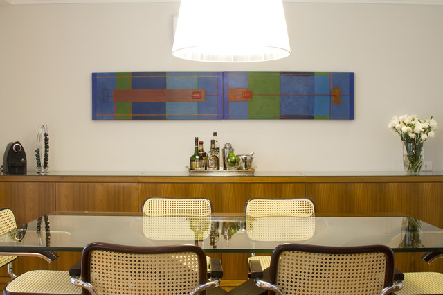 Marcel Breuer Chair Dining Room Contemporary with Barware Cane Dining Chairs Glass Dining Table Modern Icons