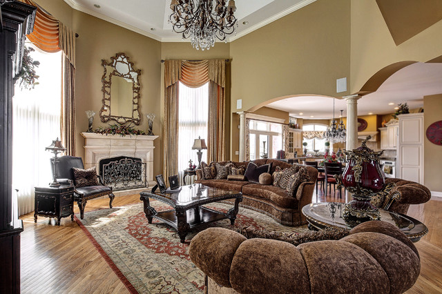 marge carson furniture Family Room Traditional with accent tables Accessory Call artwork family room fine furniture