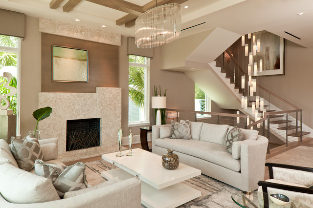 Metal Spiral Staircase Living Room Contemporary with Art Glass Lighting Blown Glass Light Chandelier Contemporary Lighting