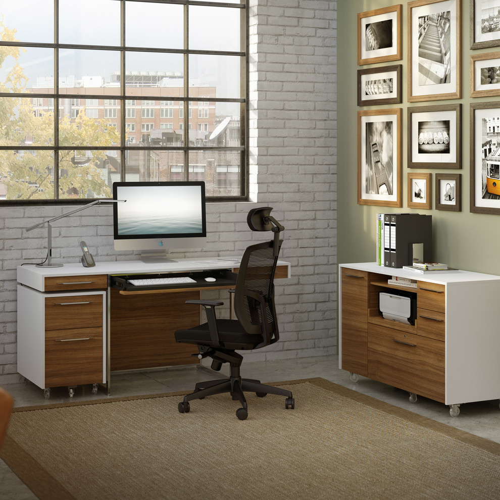 Mid Century Modern Credenza Home Office Modernwith Categoryhome Officestylemodern