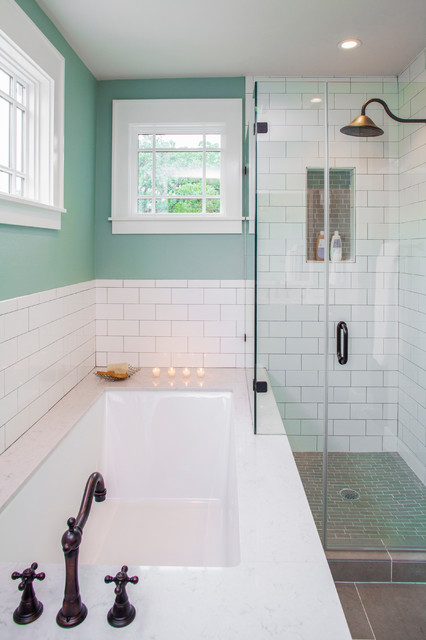 Mirabelle Faucets Bathroom Transitional With 2nd Story Addition Addition  Austin Craftsman Deep Eddy Neighborhood